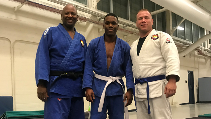Team March Keeping the Judo Tradition Alive
