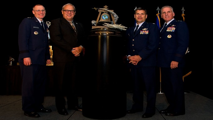 439th Airlift Wing named best in Fourth Air Force for 2015